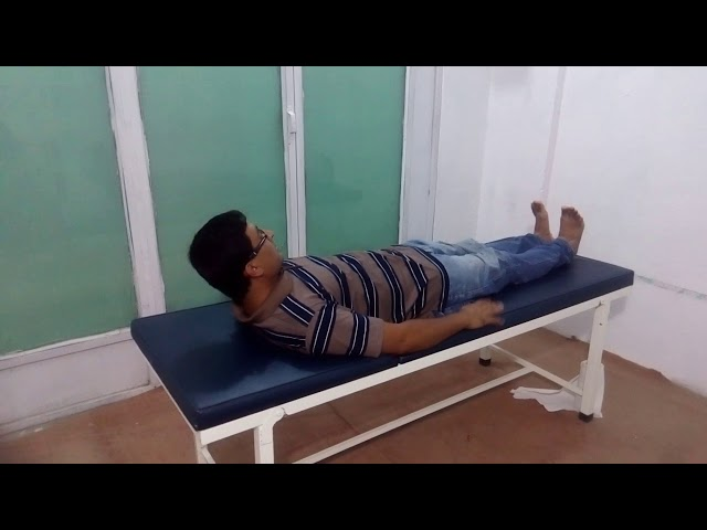 knee pain exercise 1 by Chiropractor Aamir Shahzad CPT