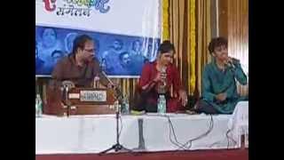 hrishikesh ranade kumbhar singing ashi odh jivala lavu nako composed by kamlesh bhadkamkar