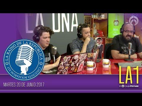 #LA1 - 00EPN el espía que me amó - La Radio de la República - @ChumelTorres