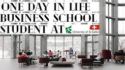 Day in Life of a Business School student   University of St. Gallen (HSG)