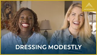Advice for Modest Dress