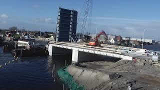 Sloop en bouw Prinses Amaliabrug West-Knollendam | Dura Vermeer