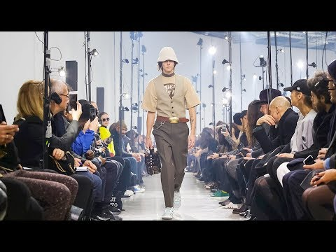 Lanvin | Fall Winter 2018/2019 Full Fashion Show | Menswear