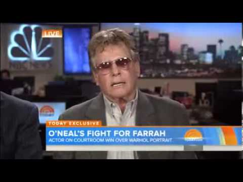 Ryan O'Neal Was on Operating Table When Farrah Fawcett Verdict Came In