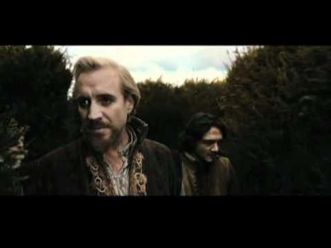Anonymous stars Rhys Ifans and David Thewlis Interview
