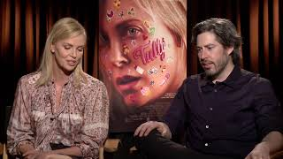 Charlize Theron and Tully director Jason Reitman talk about their new comedy