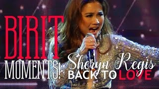 SHERYN REGIS - Birit Moments! (Back To Love | February 28, 2020)
