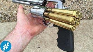 7 Pistol Paling MEMATIKAN Di Dunia Dengan DAMAGE Luar Biasa