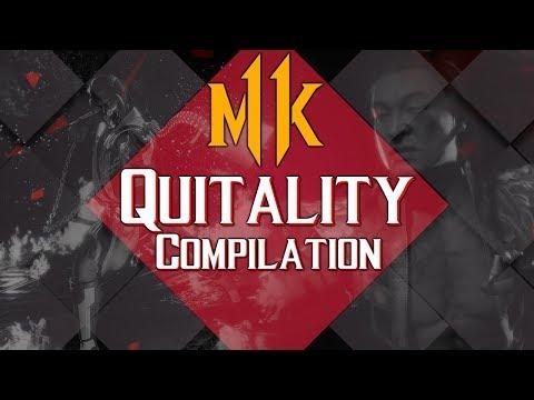 MK11 Rage Quit Compilation | Mortal Kombat 11 Quitality |