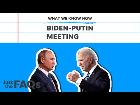 Biden-Putin summit: How the meeting will impact US-Russia relations   Just the FAQs