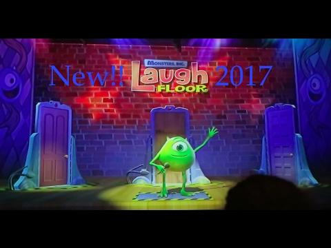 Monsters, Inc. Laugh Floor at Disney