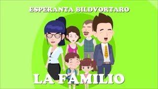 [Bildvortaro] Familio en Esperanto