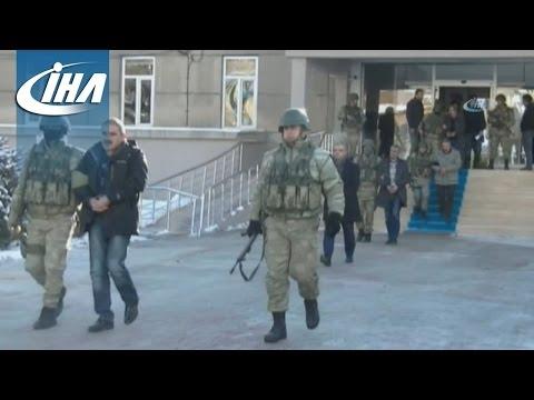 Çatak DBP Belediye Başkanı Bartu Tutuklandı