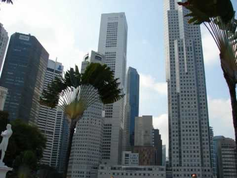 Singapore; photo's free shuttle tour. Singapore.