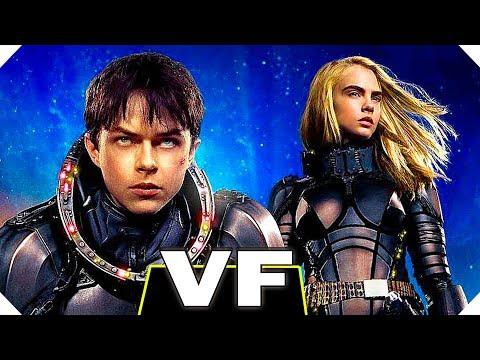 VALERIAN Bande Annonce Finale VF (2017) Cara Delevingne, Dane DeHaan, Luc Besson