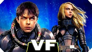 VALERIAN Bande Annonce Finale VF (2017) Cara Delev...