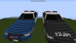 Minecraft FORD CROWN VICTORIA