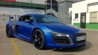 New Audi R8 V10 Plus review (sort of...)