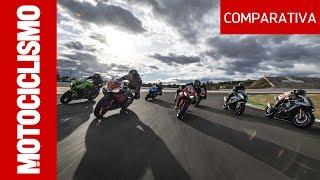 Comparativa Supersportive 2018 - Valencia - Motociclismo