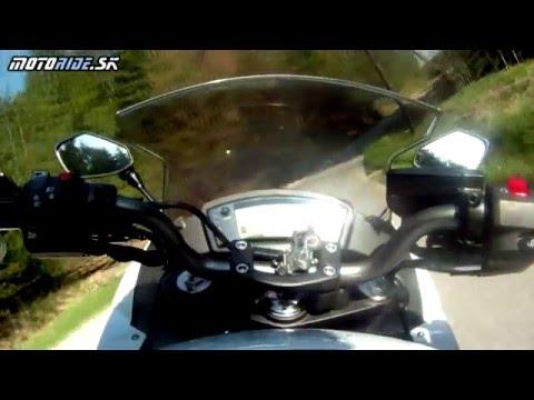 Motoride.sk: Test Kawasaki ER6F 2010