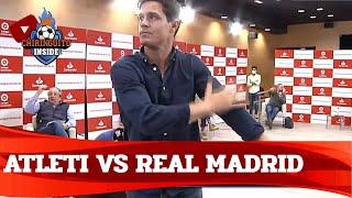ATLETI-REAL MADRID con EL CHIRINGUITO | El Derbi de LaLiga | Chiringuito Inside