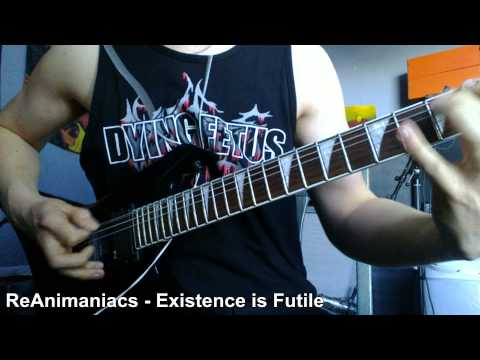 Revocation riffage medley (Guitar cover) (HD)