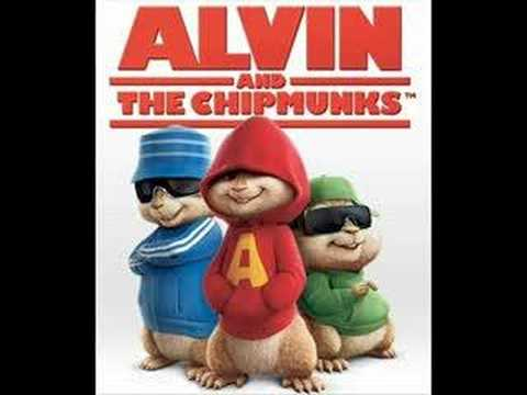Alvin and The Chipmunks - Can't Help But Wait