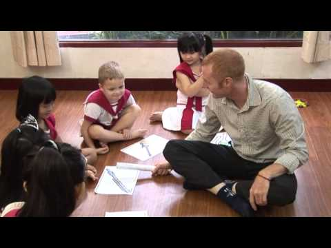 A Day at Stamford Grammar - Một ngày ở trường Mầm Non Sân Lá Cọ