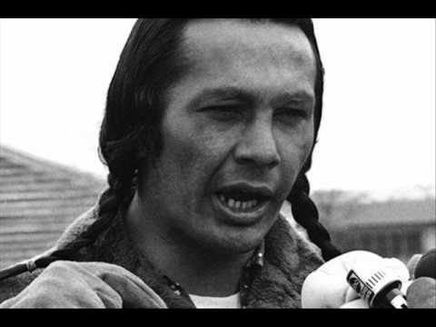 For the World to Live Columbus Must Die. -  Russell Means