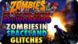 Zombies In Spaceland Glitches: All Working Glitches 'After Patch' - Infinite Warfare