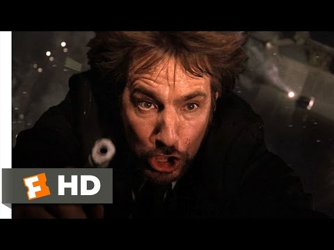 Die Hard (5/5) Movie CLIP - Happy Trails, Hans (1988) HD