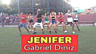 Baixar JENIFER - Gabriel Diniz ( Coreografia ) SDR DANCE