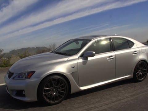 Car Tech   The Brutally Brilliant 2014 Lexus IS F