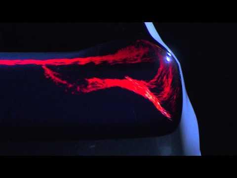 Audi Swarm, el concepto que cambia los focos traseros por una pantalla OLED