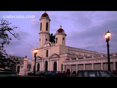 Cuba, Cienfuegos Cuba, 2010 Travel Video