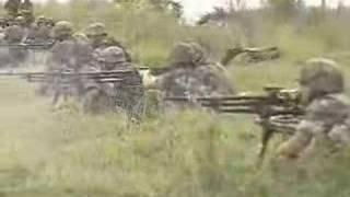 Exército brasileiro pronto para enfrentar traficantes