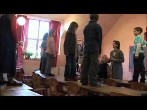 Guten Morgen Liebe Kinder Film über Waldorfschule Dvd Trailer Neu
