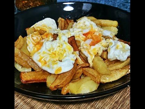 El secreto de los huevos rotos o estrellados