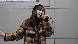 下北姫菜「LA・LA・LA LOVE SONG (BENI)」2019/01/14 あべのAステージ