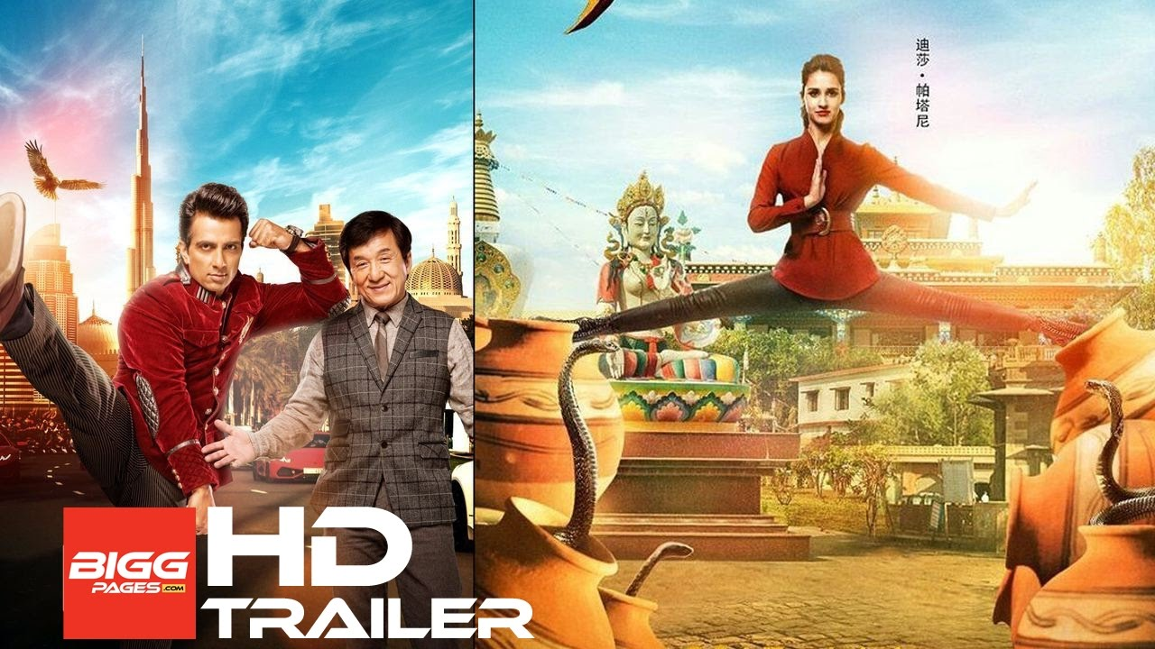 Download [ENGLISH] KUNG FU YOGA - Official HD Trailer 2017 - Jackie Chan, Disha Patani Action Comedy Movie HD