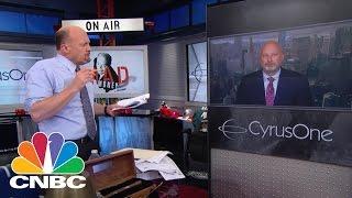 CyrusOne CEO: A Decade of Growth | Mad Money | CNBC