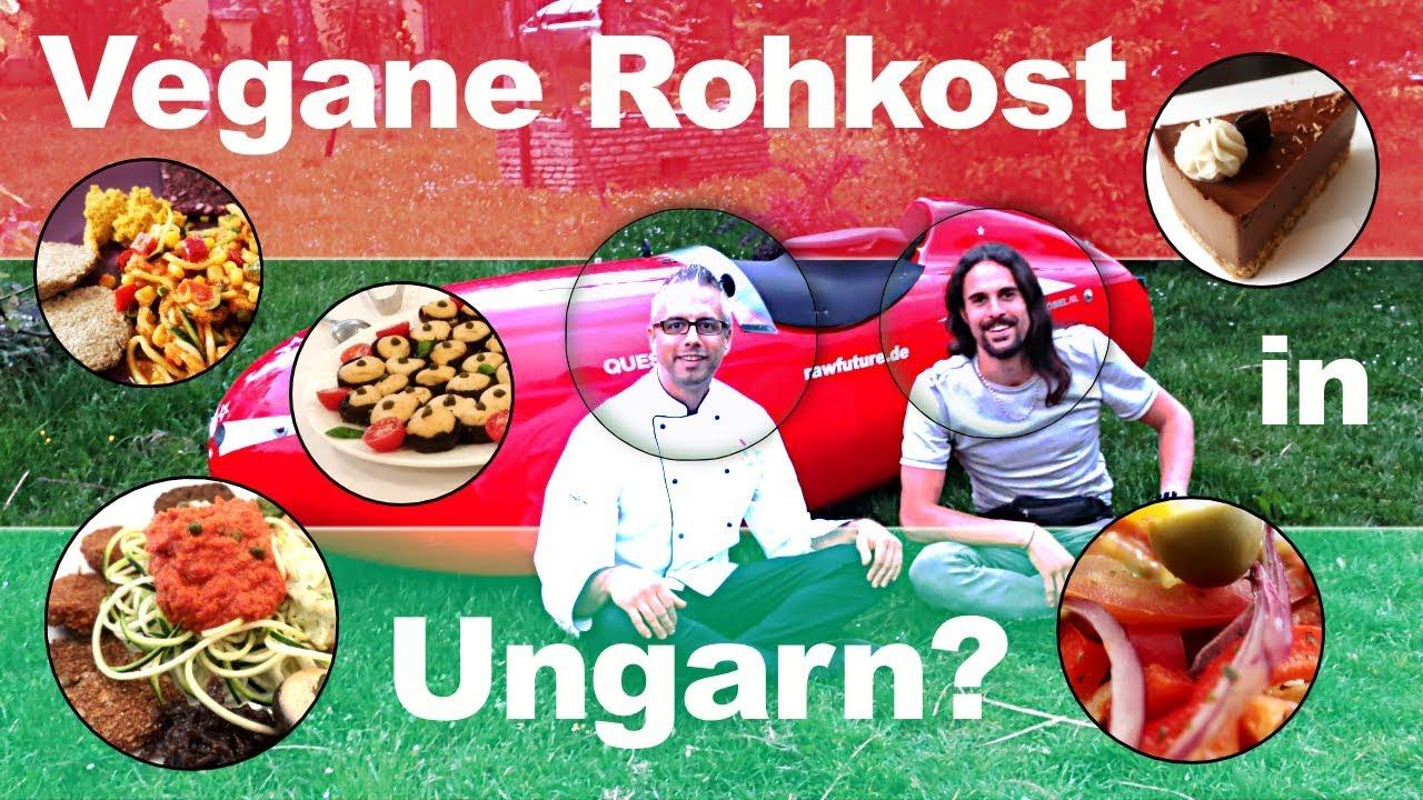 Vegane Rohkost in Ungarn - Nyers vegàn!  Restaurants, Tipps und Veranstaltungen!