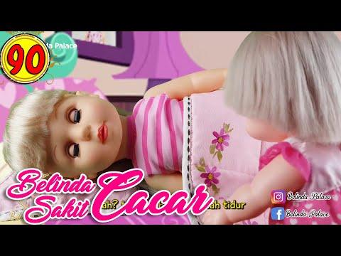 #90 Belinda Sakit Cacar - Boneka Walking Doll Cantik Lucu -7L | Belinda Palace