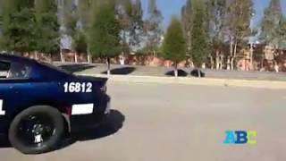 Examen de manejo policia federal