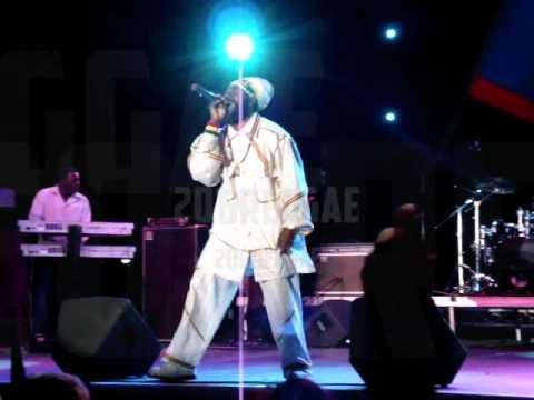 Capleton - JAH JAH CITY Live