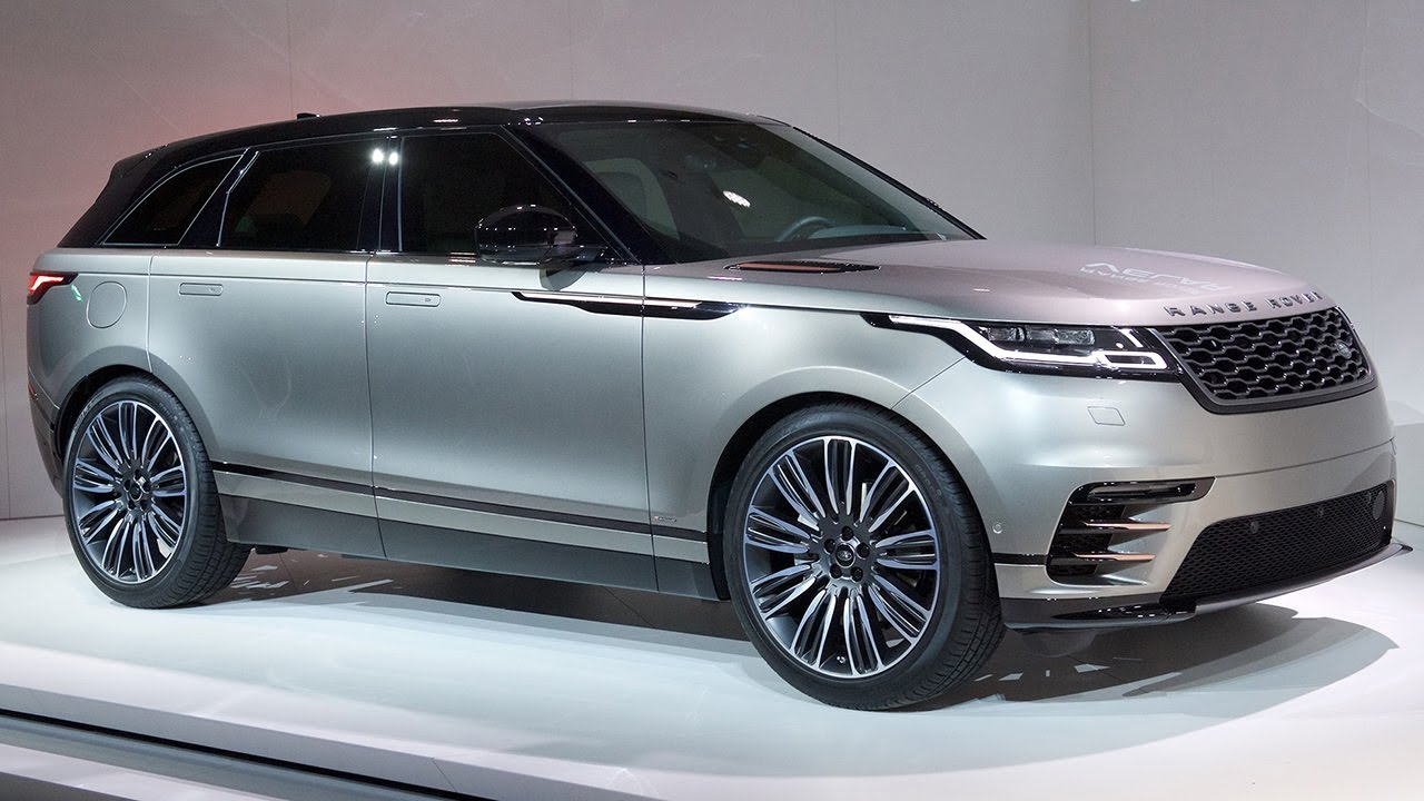 2018 range rover velar unveiling youtube. Black Bedroom Furniture Sets. Home Design Ideas