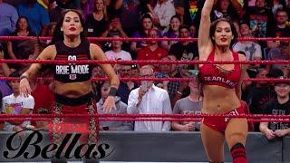 Brie Injures Liv Morgan & Nikki's Frustration | Total Bellas Recap (S4 E5) | E!