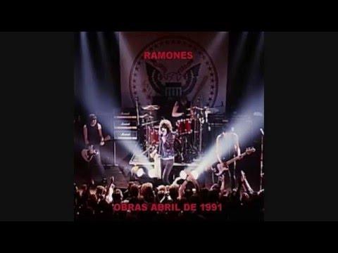 Ramones - Obras Sanitarias (Buenos Aires, Argentina 28-4-1991)