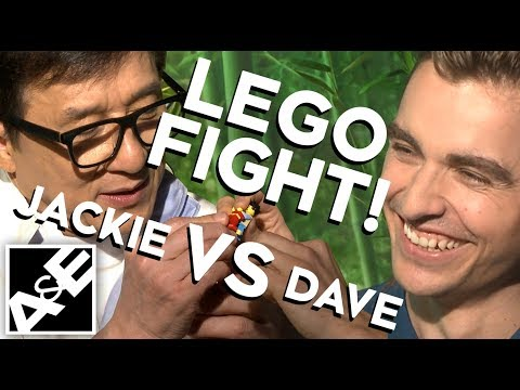 Download Youtube: Dave Franco & Jackie Chan's LEGO Kung Fu Fight!