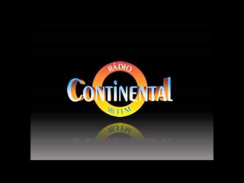 Prefixo - Continental FM - 98,3 MHz - Porto Alegre/RS
